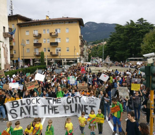 Block the City Save the Planet – 10.000 in piazza il 27 settembre